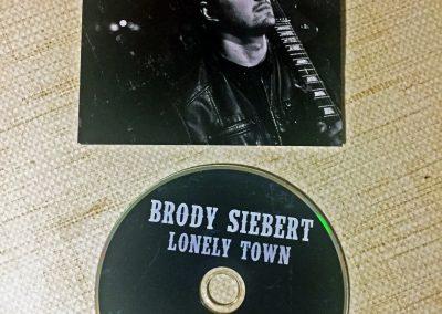 Brody Siebert - EP Cover & CD