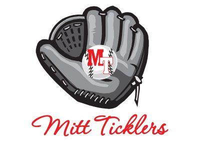 Mitt Ticklers - Slopitch Team