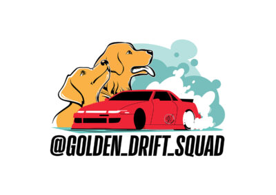 Chris Klein Golden Drift Squad