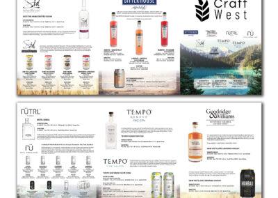 CraftWest Sales - Catalogue