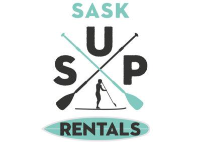 Sask SUP Rentals - Paddleboard Rental