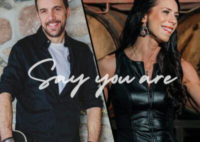 Tommy John Ehman & Amanda Hagel - Single Release